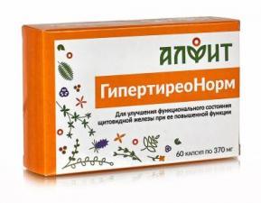 Гипертиреонорм